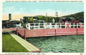 Car-Ferry-Raquette-Lake-L
