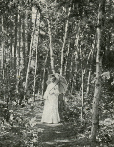 1905Woman-on-Path-L